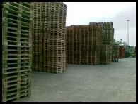 Pallet Collection London - Palletco