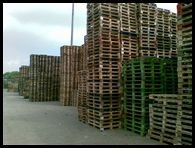 Pallet Recycling London - Palletco