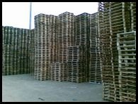 Pallet Supplier London - Palletco